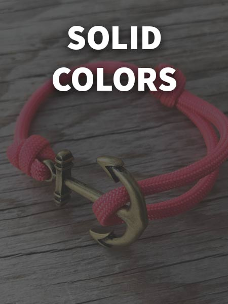 Solid Color Bracelets