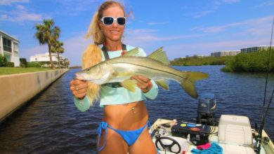 Photo of Florida Inshore Fishing for Snook & Jacks GoPro Video ft. My BEST TIPS!