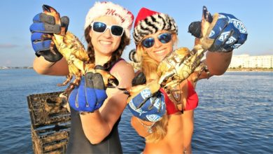 Photo of I LIED to You… Best Day Ever CRABBING in Florida ft. My Sister