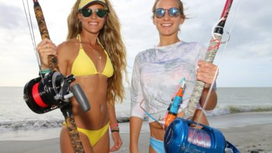 Photo of Best Beach Shark Fishing Rig & Tips from the SHARK WRESTLER!