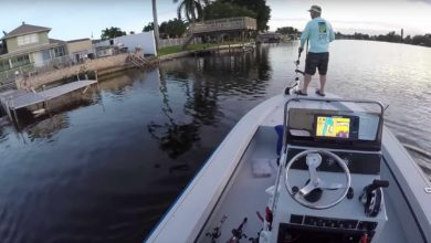 Photo of We Bought a NEW BOAT!!! First Time Fishing off the Flats Boat!