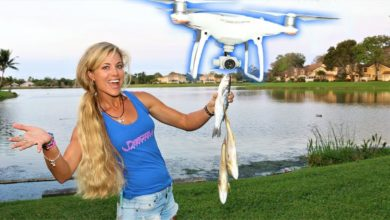 Photo of DRONE FISHING; How Many FISH Can a Drone LIFT?