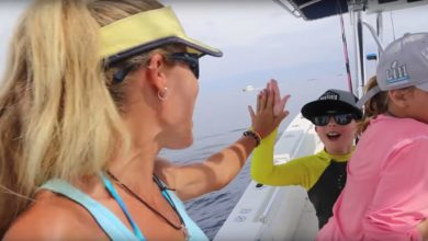 Photo of Catching MONSTER BARRACUDA Deep Sea Fishing with Fans!