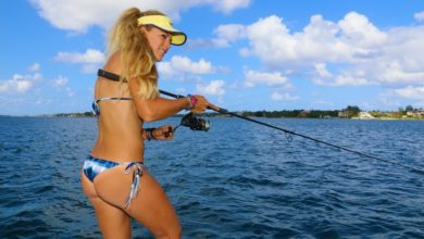 Photo of CATCHING BARRACUDA! Inshore Fishing & Crabbing in Florida
