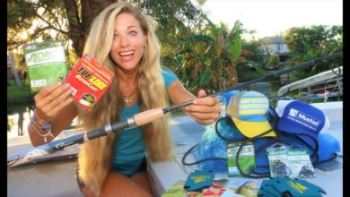 Photo of Hump Day Fishing Rod & Tackle Gift Basket GIVEAWAY! Free Stuff