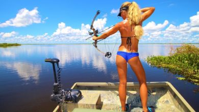 Photo of Bikini Bowfishing & Fishing in Central Florida