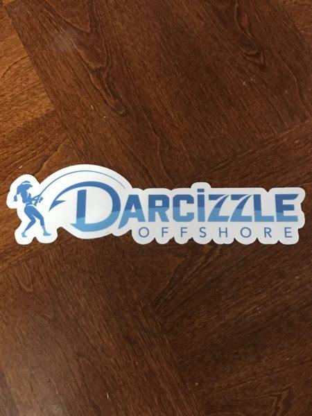 Darcizzle Offshore Stickers
